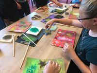Album: Workshop mixed media bekijken